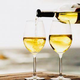 Vino bianco 10 litri annata 2020